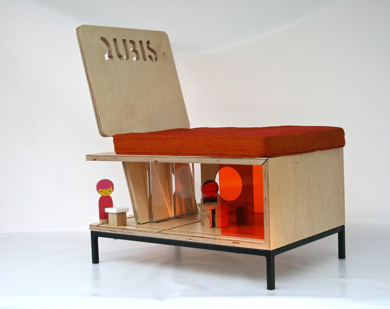Qubis Amy Whitworth S Modern Doll Houses That Double As