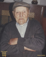 Oud-strijder en vuurkruiser Firmin Vanhoutte uit WOI en weerstander van het Spoor 1940-1945