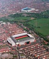anfield - goodison park