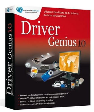 تحميل برنامج Download Driver Genius