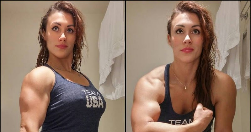 Muscle Girls With Big Tits