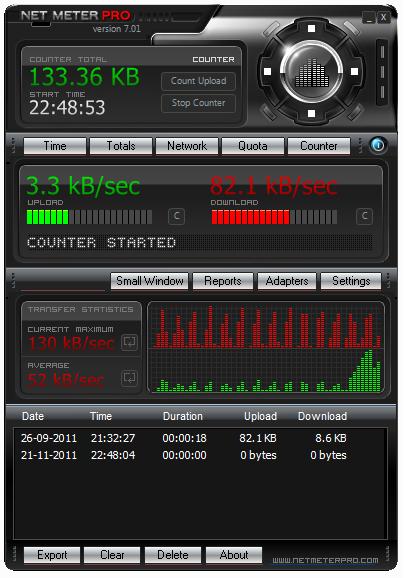 Portable Netmeter Pro   Bor-Skkima