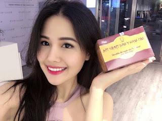 Bột rửa mặt Đông Y Hoàng Cung - Lựa chọn hoàn hảo cho chị em