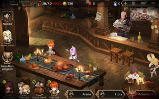 War Of Crown Mod Apk Unlocked all item