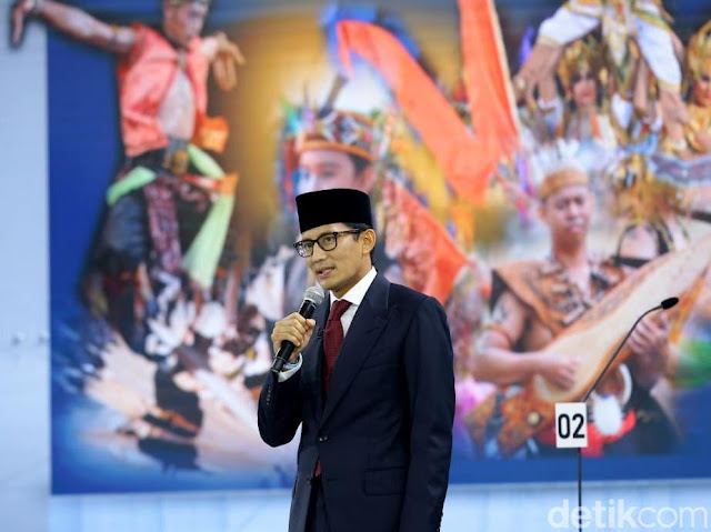 Kasus Malaysia, Sandi Minta Yang Nyoblos dan Dicoblos Dihukum