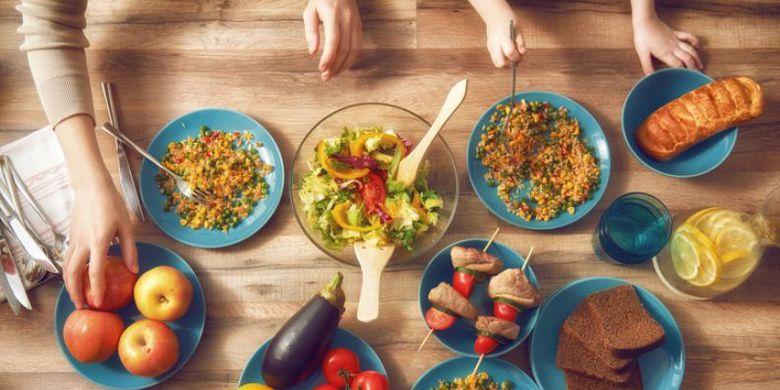 makanan yang lebih sehat(Thinkstockphotos)