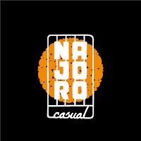 Najoro CASUAL Logo 2 tintas