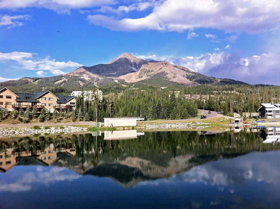 Shorebirder: Wyoming & Montana - some scenery