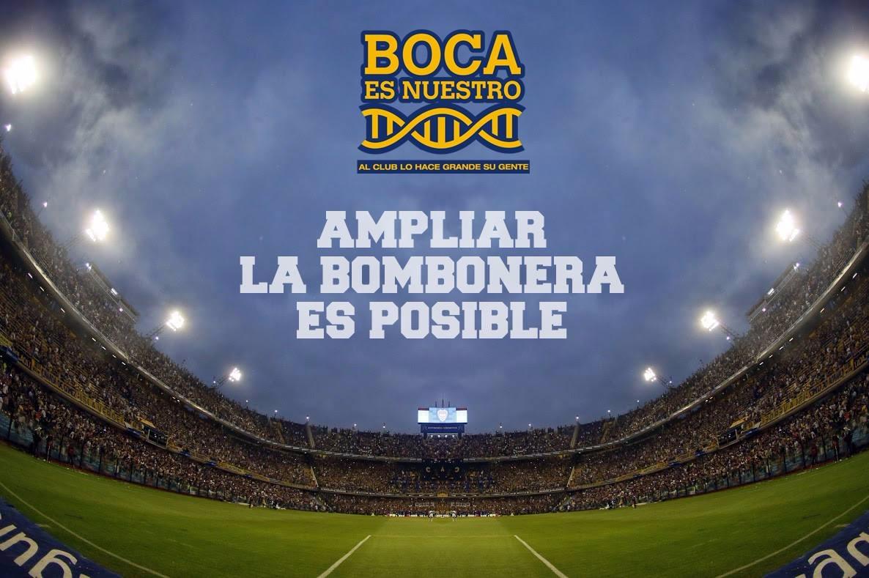 a0e3e15a9 Editorial: Ampliar La Bombonera es el único plan