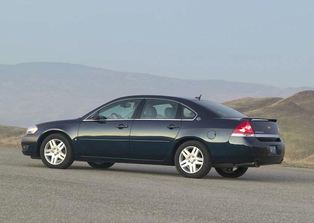 2006 Chevrolet Impala fleet