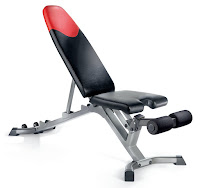 Bowflex SelectTech 3.1 Adjustable Bench, review features compared with SelectTech 5.1