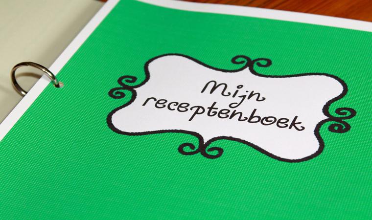 Mijn Receptenboek Miss Fabuleus