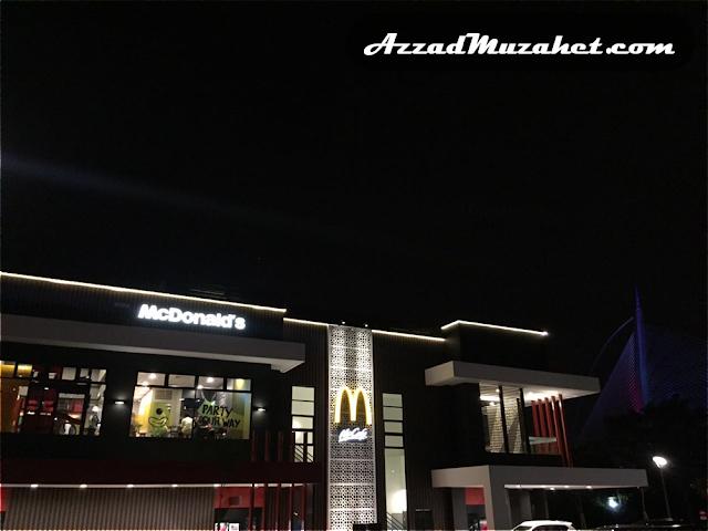 McDonald's Putrajaya Drive Thru_P2