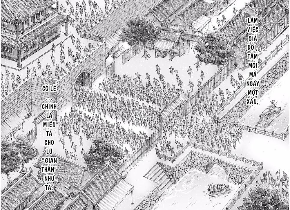 Hỏa phụng liêu nguyên Chương 480: Nhân nhân quân sư trang 16