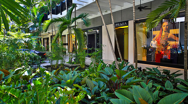 Shoppings más sofisticados en Miami