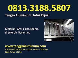 tangga aluminium untuk dijual