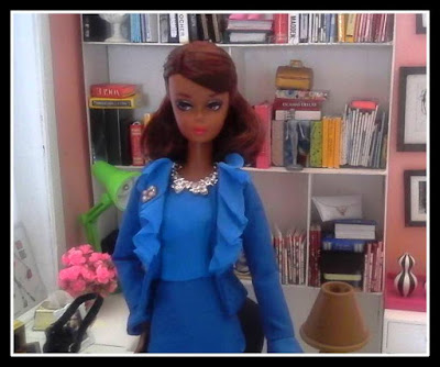 CITY CHIC SUIT BARBIE DOLL