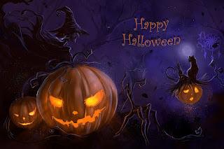 halloween whatsapp dp profile pics