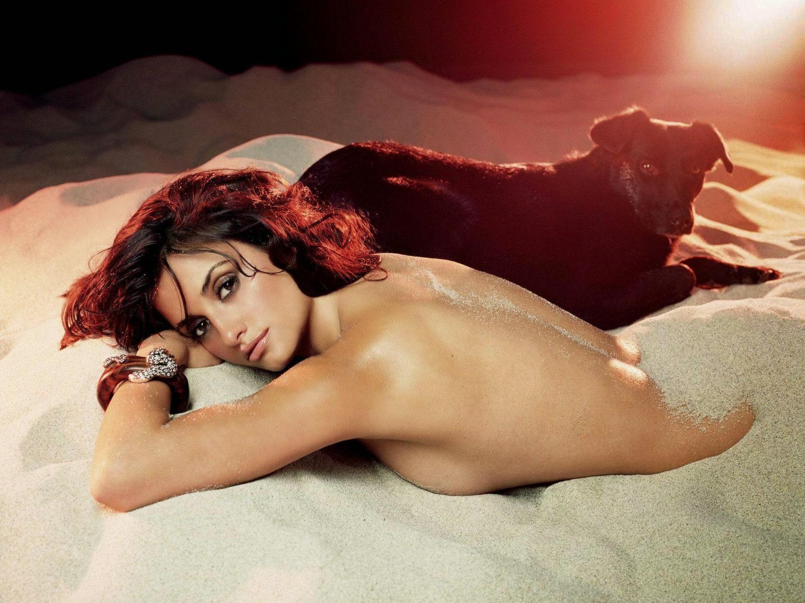5. Penelope Cruz