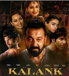 Kalank full movie leaked online by Tamil Rockers