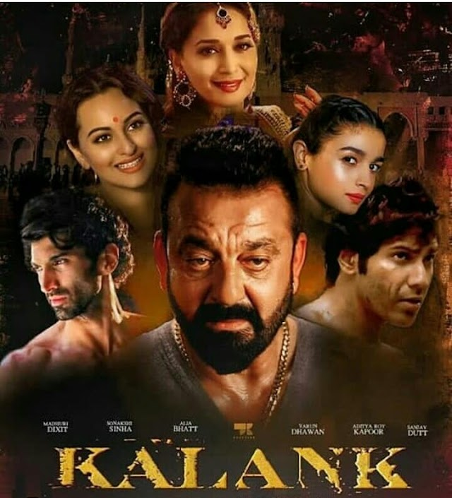 Kalank Movie Leaked Online to Download in Hd Print