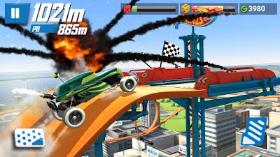Hot Wheels Race Off  Apk v1.1.5598 Mod Android Free