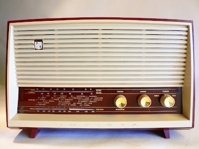 radio-invicta-olivetti-ventilador-años-30-polaroid-brisvent-telefunken-panchito-europhon