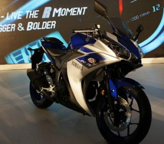 Yamaha R3 buatan Indonesia