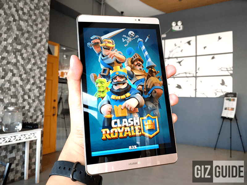 Huawei MediaPad M2 8.0 review