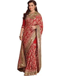 Meena Bazaar Sarees