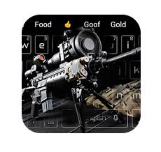 Cool sniper theme APK