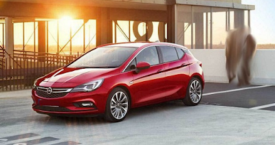 2018 Opel Astra Release date, Specs, Rumors, Price