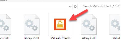 Membuka Xiaomi Mi Flash Unlock Tool