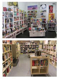 Librería La Sombra en Madrid