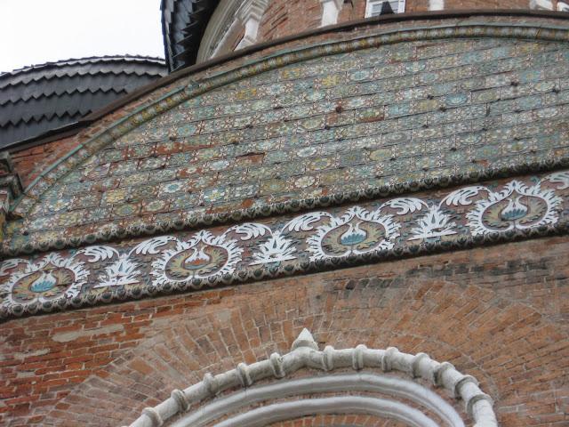 Изразцы Покровского собора