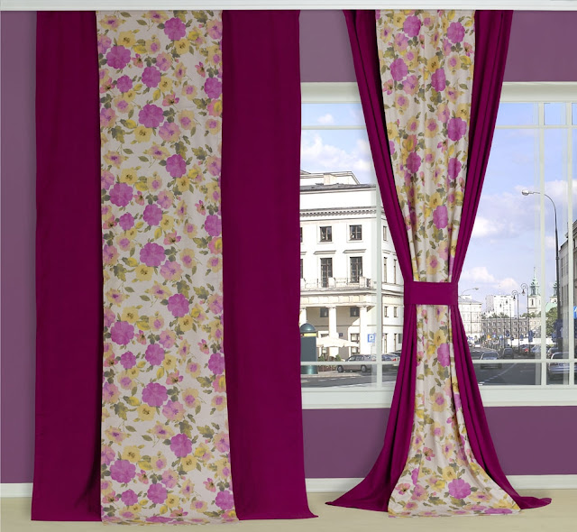 Custom made curtains - drapery curtain design ideas