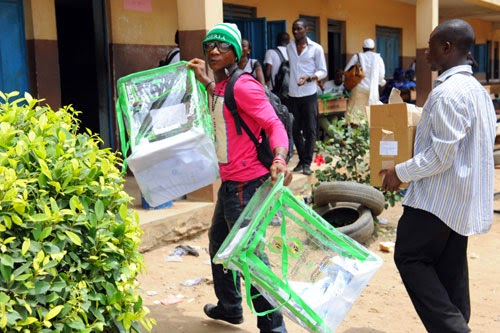 thugs attack inec office katsina