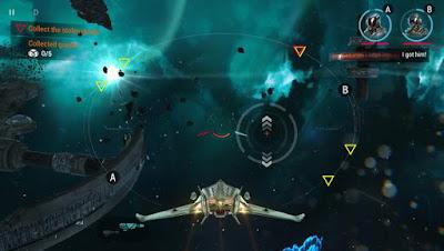 لعبة Galaxy on Fire 3 مهكرة للأندرويد - تحميل مباشر