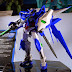 HGBF 1/144 Amazing Exia on Display at International Tokyo Toy Show 2014
