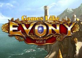Games Like Evony, Evony