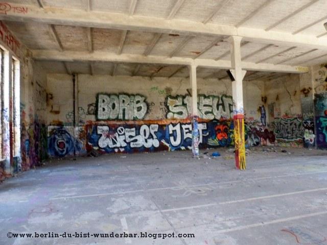 die berliner eisfabrik berlin du bist wunderbar unbekannte orte street art urbex. Black Bedroom Furniture Sets. Home Design Ideas