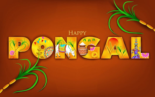 Pongal Wishes from Sri Durga School 2017-18
