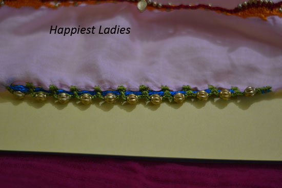 Saree Crochet designs – DIY