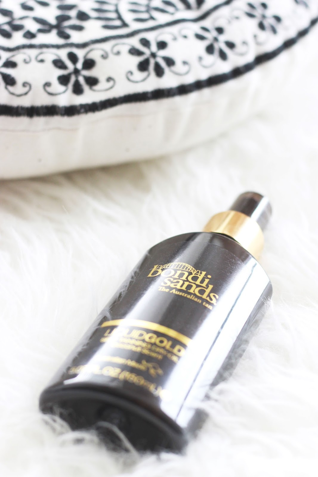 Bondi Sands Liquid Gold Tan Oil