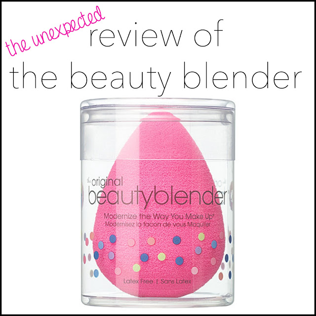 makeup sponge review