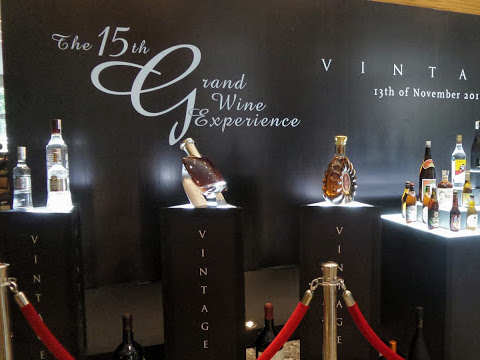 The 15th Grand Wine Experience