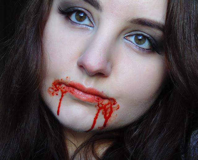 Halloween Look: Vampire Witch