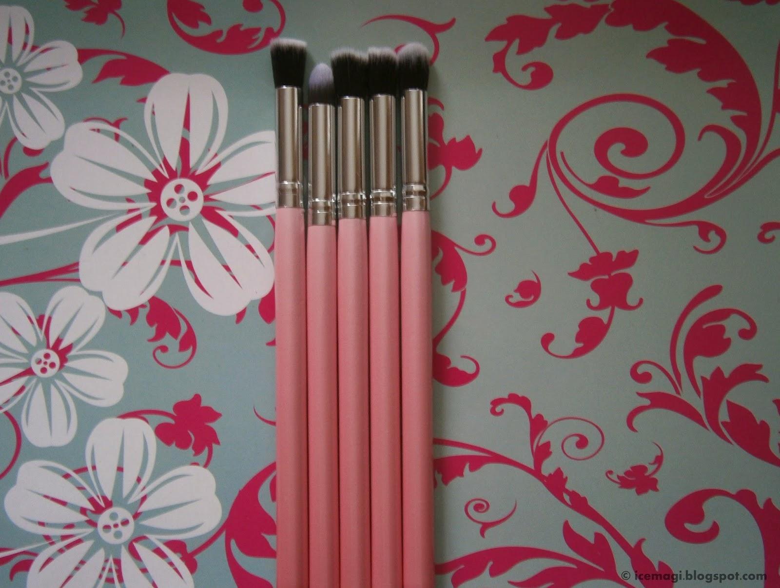 sigma eye brushes