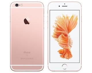 iPhone 6s plus device