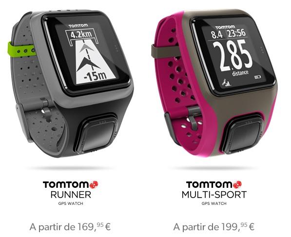 4de414e6094 Os fãs do desporto que desejem um relógio GPS para monitorizar as suas  actividades já podem fazer a pre-encomenda dos novos relógios GPS da TomTom